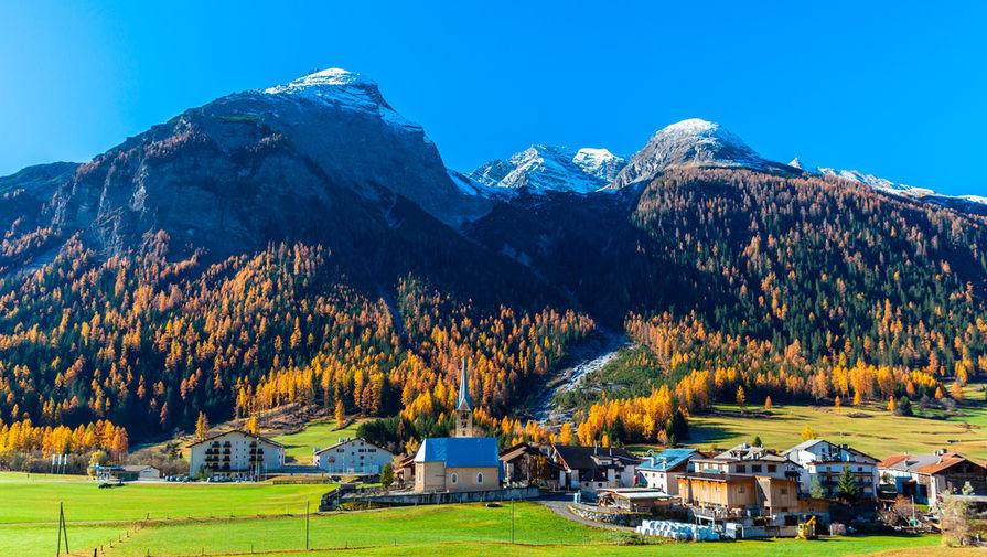 Бюргюн, Швейцария