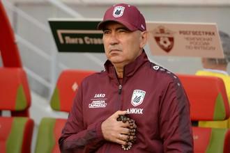 «Рубин» проиграл впервом матче после возвращения Курбана Бердыева