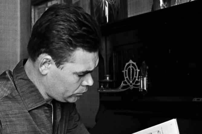 Александр Ведерников, 1964 год