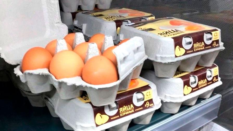 Минсельхоз не видит предпосылок для роста цен на яйца и мясо птицы