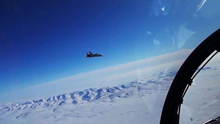 «Гиперзвуковые учения»: что «атаковали» российские МиГ-31 в Арктике