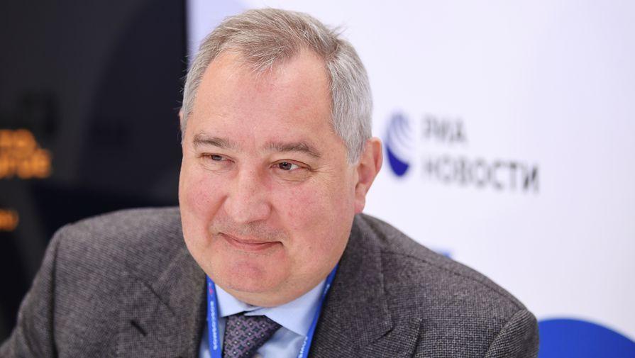 Рогозин рассказал о тестировании робота-охранника Маркера на Восточном