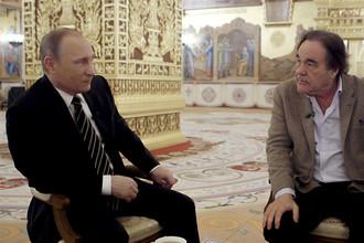 Новое дело: генпрокурор Украины против фильма Стоуна с Путиным
