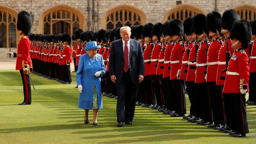 дольщики написали дворец королевы англии елизаветы фото неудача