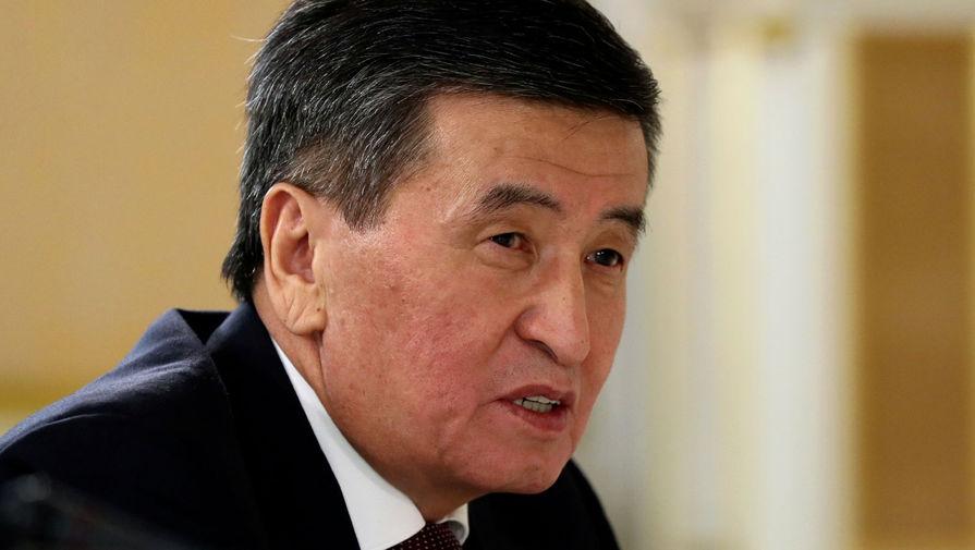Смена власти: президент Киргизии может уйти в отставку