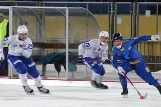 «Зоркий» не устоял против столичного «Динамо»