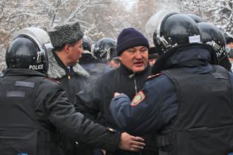 В Жанаозене начался суд над зачинщиками беспорядков