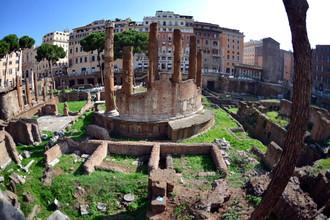 Здесь был Рим, а там — Рублевка