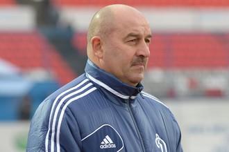 Станислав Черчесов дебютировал в «Динамо» с гостевого разгрома «Волги»