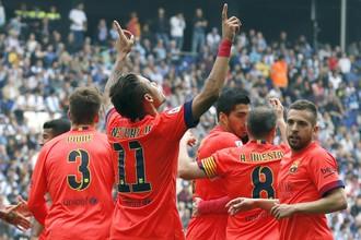 «Барселона» обыграла «Эспаньол» в чемпионате Испании
