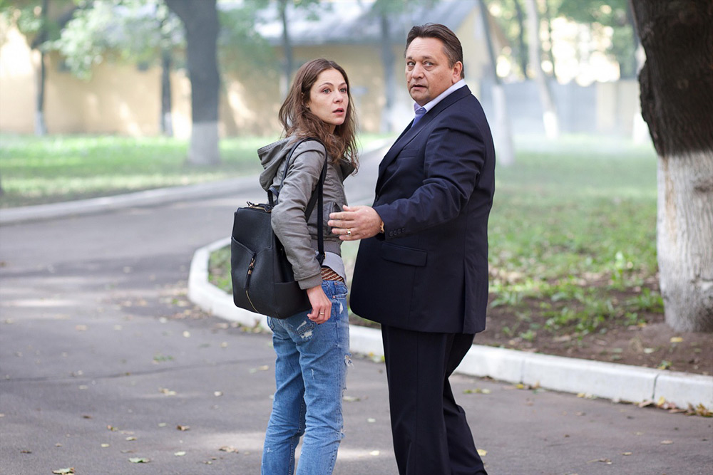 Кадр из сериала «Измены»