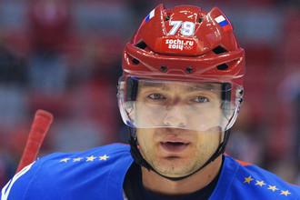 Российский хоккеист Андрей Марков