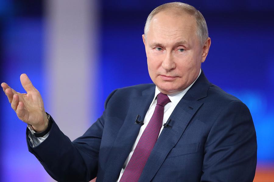 Путин примет участие вцеремонии открытия МАКС-2021 - Газета.Ru