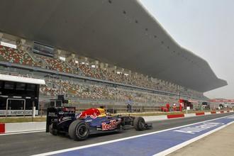 Этап «Формулы-1» впервые в истории пройдет на территории Индии