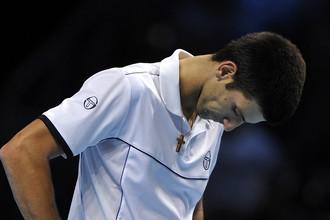 Новаку Джоковичу не покорился итоговый турнир