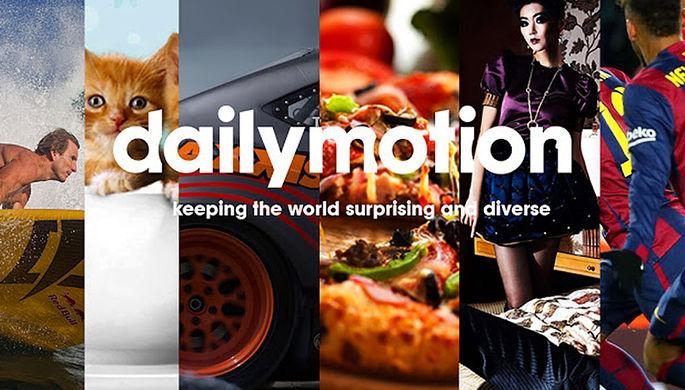 Черная «Пятница!» для DailyMotion