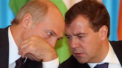 Лукашенко отказался сводить отношения с Россией к бухгалтерии