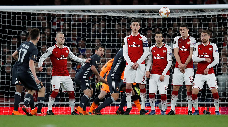 Манчестер юнайтед против арсенал 1 4 финал
