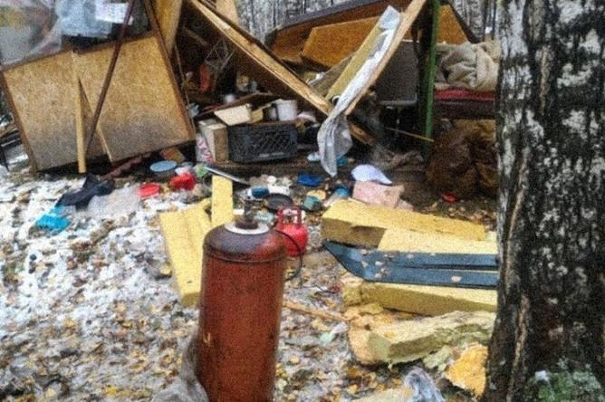 Последствия взрыва газа в кафе в Саратовской области, 26 января 2019 года