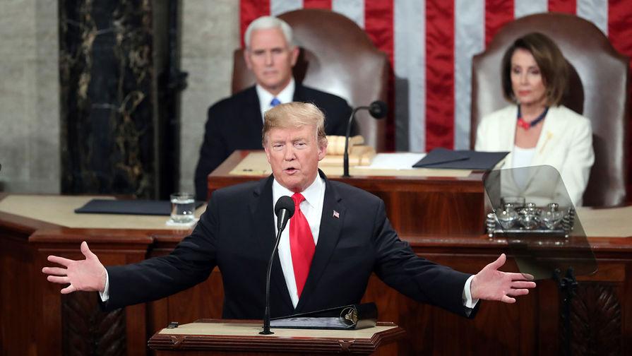 Трамп призвал положить конец «российскому делу»