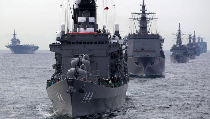 «Будем готовиться к войне»: читатели японских СМИ испугались нападения России