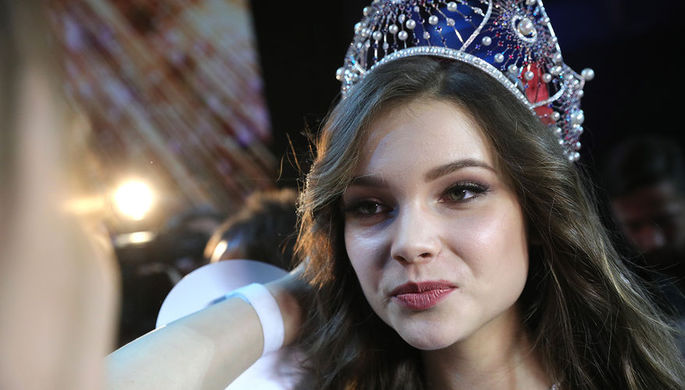 Победительница национального конкурса красоты «Мисс Россия-2018» Юлия Полячихина, 14...