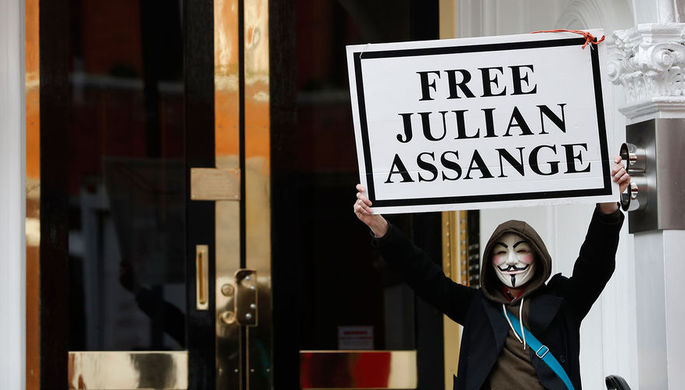 «Британский Гуантанамо»: где сидит Ассанж