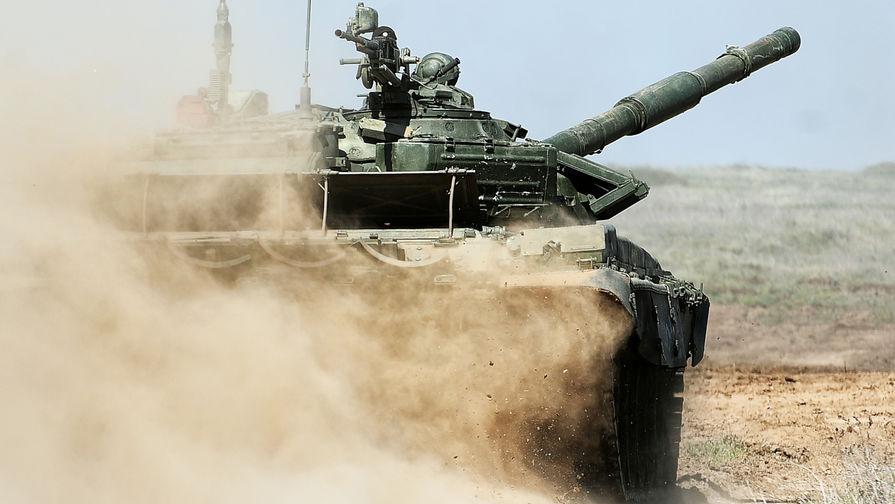 «Прорыв» в российской армии: военные получили новые танки