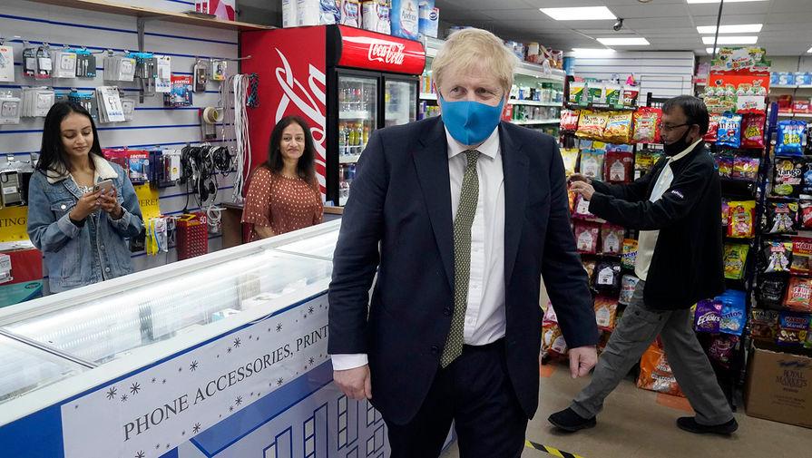 СМИ: Джонсон введет локдаун в Англии только, если количество смертей от COVID19 превысит 50 тыс