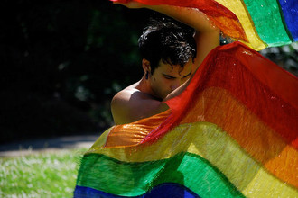 В Петербурге вводят штрафы за пропаганду гомосексуализма