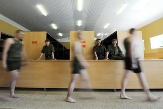 Вакансии для призывников имеют право предоставлять только государственные учреждения