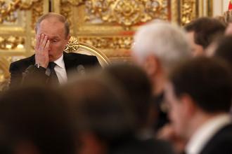 Путинские планы защиты от кризиса расплывчаты
