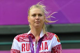 После Олимпийских игр Мария Шарапова отдыхала