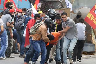 Турецкий протест, безусловно, не гражданский, не культурный, не религиозный- а политический