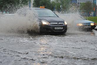 В ближайшие выходные Москву ждут дожди