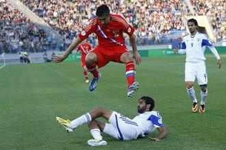 Обыграв Израиль, Россия перепрыгнула греков