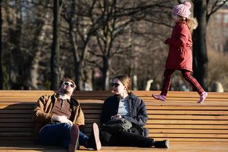 Ровно через неделю москвичей и гостей столицы ожидает 20-градусное тепло