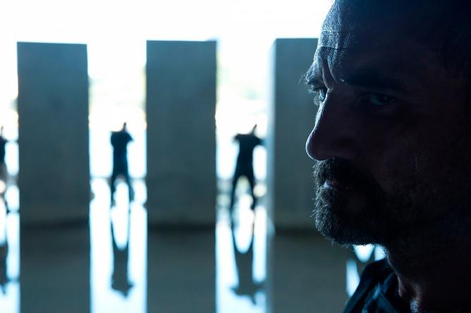 Кадр из фильма «Кибер»