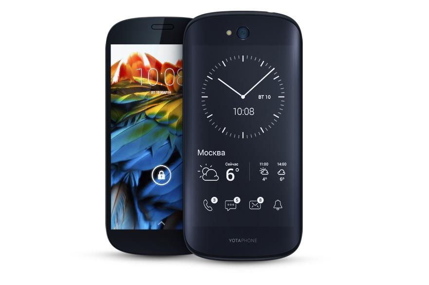 YotaPhone 2 // �����������: Yota Devices