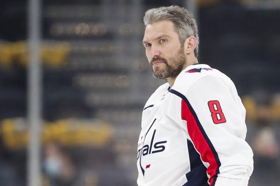 Александр Овечкин - 5 снайпер в истории НХЛ! Хоккей