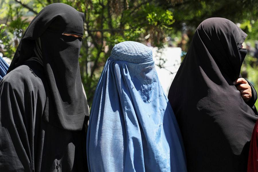 """Р'Р""""осдепе обеспокоены отсутствием женщин РІРєР°Р±РјРёРЅРµ Афганистана"""