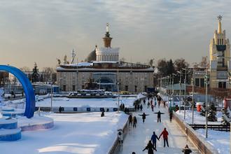 Во время мероприятия в Москве, посвященного достижению отметки в 100 дней до старта предстоящего чемпионата мира по футболу, 6 марта 2018 года