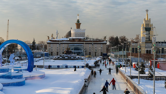 Во время мероприятия в Москве, посвященного достижению отметки в 100 дней до старта предстоящего...