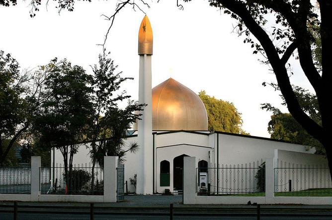 Мечеть Аль-Нур