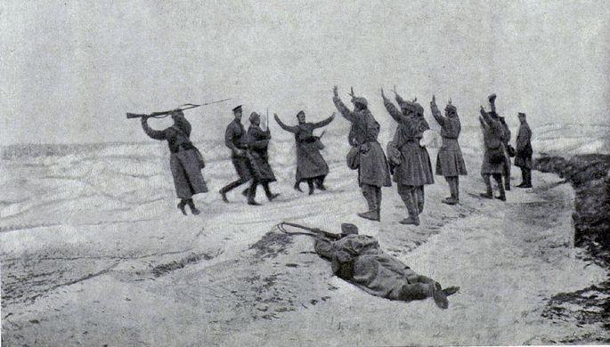 «Все перебиты»: как русские разгромили немцев в Польше