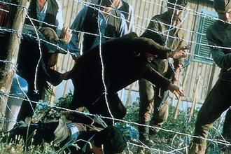 Кадр из фильма «Побег из Собибора»