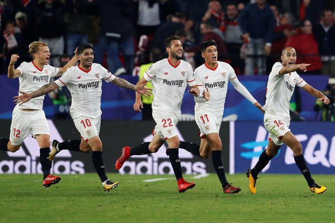 «Севилья» спаслась в матче с «Ливерпулем», проигрывая по ходу встречи со счетом 0.3
