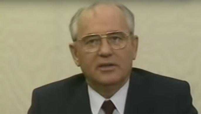 Много пьют: Горбачев призвал отменить новогодние каникулы