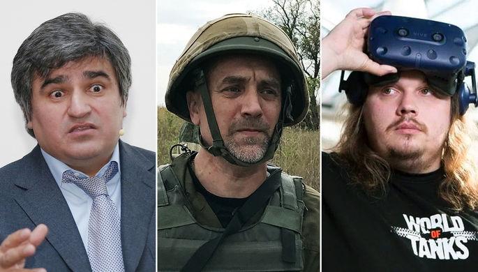 Алексей Нечаев, Захар Прилепин и Вячеслав Макаров