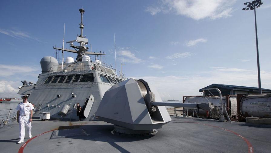 «Свободу» подвели подшипники: США отказываются от прибрежных кораблей